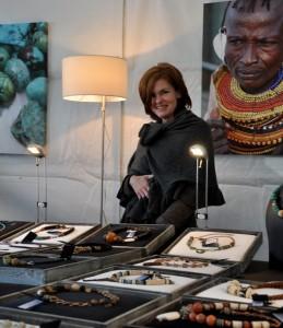 Presentatie Fairs en Beurzen - Kleurrijke Wereld Sieraden