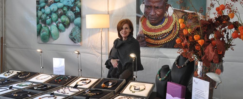 Fairs en Exposities - Kleurrijke Wereld Sieraden