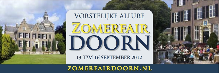 Zomerfair Doorn 2012 - Kleurrijke Wereld Sieraden