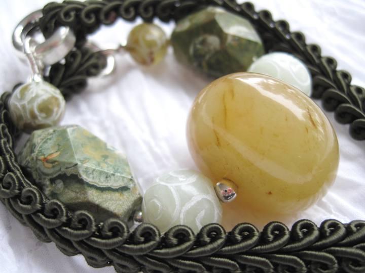 Jade en Ryoliet - Kleurrijke Wereld Sieraden