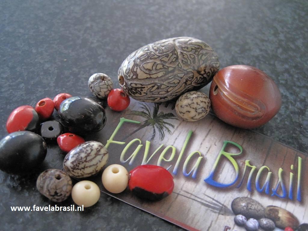 Favela Brasil - Kleurrijke Wereld Sieraden