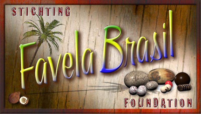 Logo Favela Brasil - Kleurrijke Wereld Sieraden