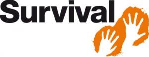 logo Survival International - Kleurrijke Wereld Sieraden