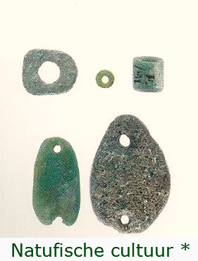 Natufische cultuur - hangers en amulet - Kleurrijke Wereld Sieraden