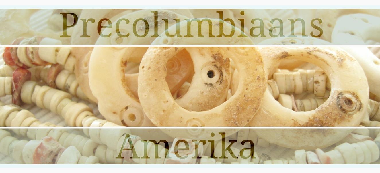 Precolumbiaanse schelp - Kleurrijke Wereld Sieraden