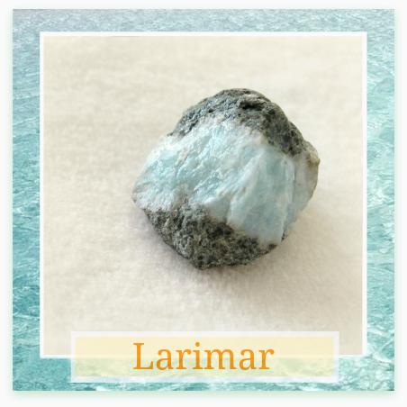 Larimar Ruw - Kleurrijke Wereld Sieraden