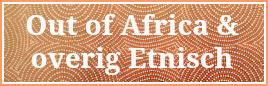 Out of Africa - etnische juwelen en sieraden - kleurrijke wereld sieraden