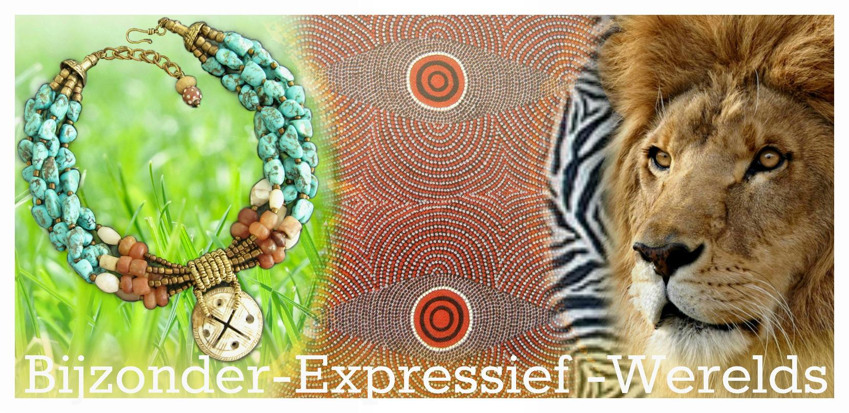 Sieradentrends - Juwelentrends - Modetrends voorjaar en zomer 2014 - kleurrijke wereld sieraden - NW-2