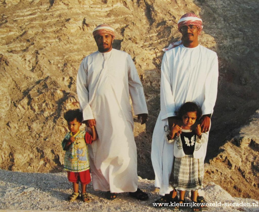 Mensen Midden Oosten - 5 - kw sieraden - kl