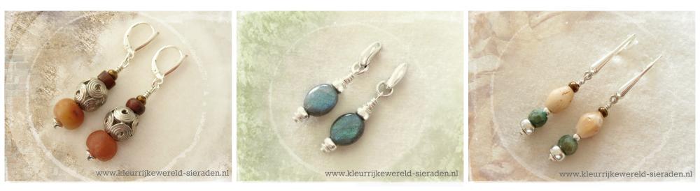 Website NB 21- luxe oorbellen - kleurrijke wereld sieraden - kl